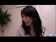 yukari brunette japanese gets pumped in.