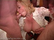 Amateur facials Uk Dawn 4