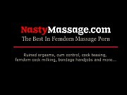 Mature masseuse a handjob queen