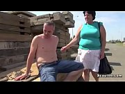 Picture German old BBW Mom get caught and fucked outdoor