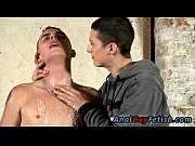 Hot gay Dominant and masochistic Kenzie Madison has a special fucktoy