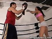 Sexy Female Fighter Get...