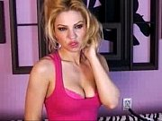 blonde pulpeuse show webcam privé