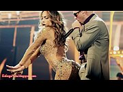 jenifer lopez - grinding hard pitbull.