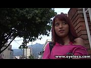 OyeLoca Red hair latina Crystal Salzedo shaved pussy fucked hardcore view on xvideos.com tube online.