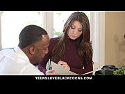 teensloveblackcocks - hot secretary fucked by.