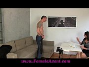 Picture FemaleAgent Czech gigolo tests her skills