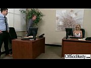 big melon tits worker girl fucks in office clip-20