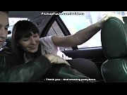 young student fuck in the car