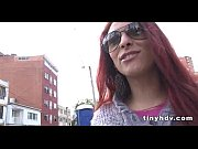 Sweet latina teen redhead Evelyn Contreras_5 51