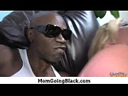 Mature MILF takes on big black cock 26