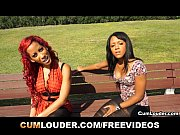 two black girls fuck the same dick
