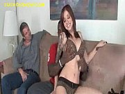 Cuckold Watching Wife&#039_s Suck BBC