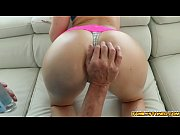 britanny shae rides he step dads cock on top