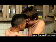 Twink movie Kyler Moss is a highly insatiable boy, and Robbie Anthony