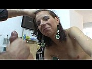 Chick does anal,...