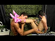 Gay cock Benjamin and Malachy are so into it as they sniff and blow