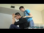 Asians gay anal sex Nick gets into the groove of things_ ravaging