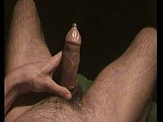 Massage for my Balls &amp_ my Big Hairy Sausage in Condom.MP4