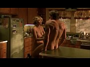 Nicki Aycox Kitchen sex  in An