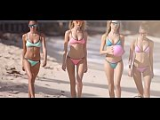 Behati Prinsloo Martha Hunt Sara Sampaio Taylor Hill in The Victoria&#039_s Secret Swim Special 2015