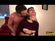 Real british sub takes a load down her throat, sub Video Screenshot Preview