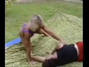 FBB brutal scissors knockout - YouTube view on xvideos.com tube online.