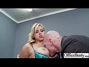 Busty Slut Worker Girl In Office Get Hardcore Style Nailed video-04