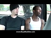 Black boys fuck white gay guys hardcore 01