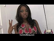 Nice ebony blowjob nasty 11