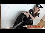 Belle in Sexy Police woman officer creampied, desi police woman Video Screenshot Preview
