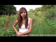 hot local asian chick str