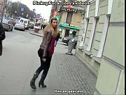 Public fuck with a hot chick