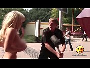 INCREDIBLE BIG BOOBS !!! NakedPrank funny video