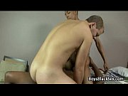 Sexy White Boy Get His Ass Banged By Black Cock 11