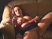 sexy redhead smokes and fucks 2