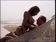 Gina is an outdoor girl