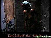 Curvy Kenyan Politician Millicent Mugadi nude shower