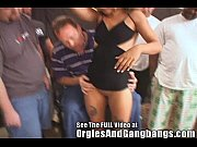 tight latina spinner gets gangbanged in.