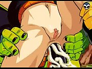 dragon ball - cell &amp_ 18.