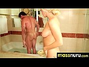 nuru massage ends with a hot shower fuck 26