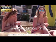 Babes Filmed on Topless Beach by Voyeur