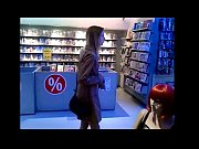 Sexy Ria_Austrian Amateur (Brown Jacket Sex Shop changing room nudity foreplay standing doggie nice