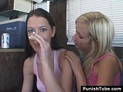 Stranded Teens Banged...