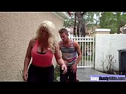 Big Juggs Wife (alura jenson) Play Hardcore In Front Of Camera video-04