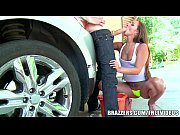 brazzers - hot anal carwash with.