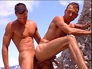 spunk loving muscled gay studs whacking sweet ass outdoors