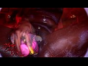 hot ebony plays with tight cooch