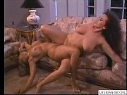 05_Blonde and brunette lesbians suck and rub pussies together on couch1-Visit  LESBIAN-SEX.ML for CA