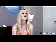 Real teen pussy streched Samantha Rone_1 41